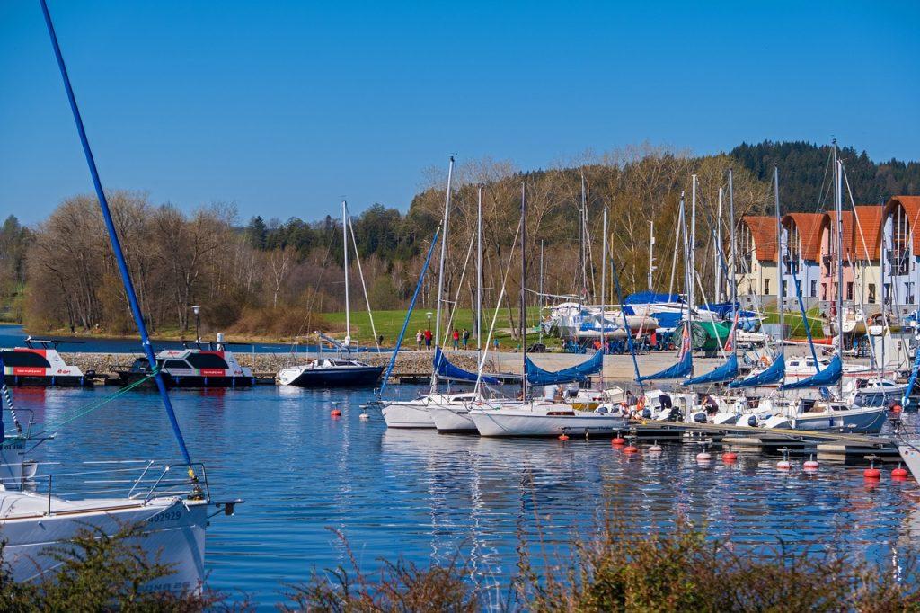 Ubytování Lipno - české moře stále láká